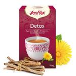 Био чай Детокс Yogi Tea