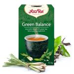 Био Зелен чай баланс Yogi Tea