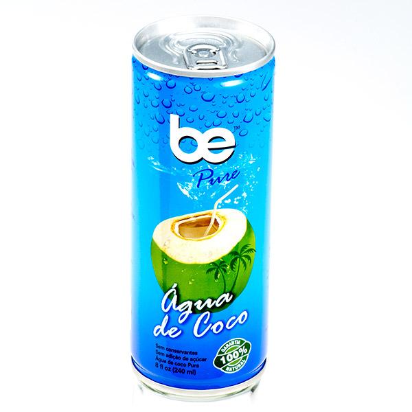 Кокосова вода BE PURE 240 мл