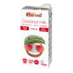 Био кокосова напитка Ecomil 1л