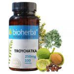 Тройчатка Bioherba 100 капсули