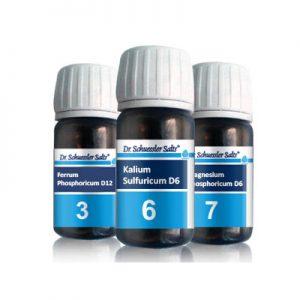 Шуслерови соли за силна имунна система