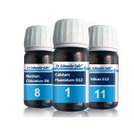 Шуслерови соли за здрави коса, кожа и нокти