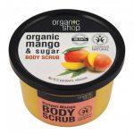 """Пилинг за тяло """"Кенийско манго"""" Organic Shop 250 мл"""