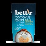 Кокосов чипс със солен карамел Bettir 70гр