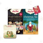 Био Коледен пакет чай Yogi Tea