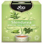 био чай Добра форма Yogi Tea