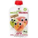 Био плодова закуска Праскова и манго Freche Freunde
