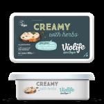 Веган крема сирене с билки Violife