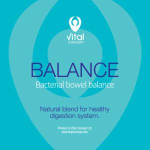 Капсули естествен пробиотик BALANCE Vital Concept