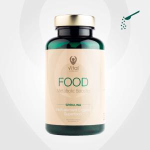 Капсули Food - 100% спирулина Vital Concept