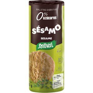 Сусамови бисквити без захар