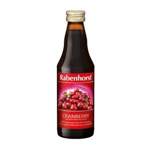 Натурален Сок от Червена Боровинка