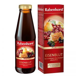 Билкова кръв RabenhorstEisenblutplus