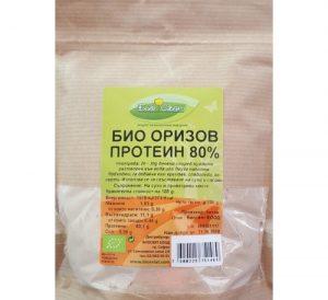Оризов Протеин Биосвят 200 гр.