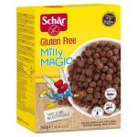 Безглутенова зърнена закуска с какао Milly Magic Dr. Schar 250 гр.