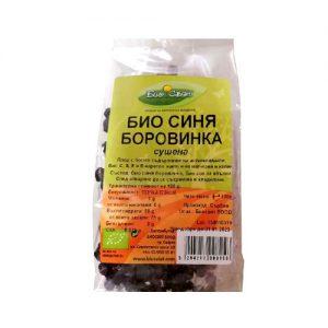 Био-Синя-боровинка-сушена-Биосвят-100-гр