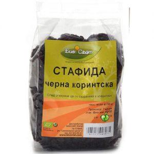 Био-Стафида-Коринтска-черна-Биосвят-250-гр