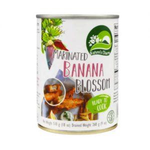 Маринован бананов цвят Nature's Charm 510 гр.