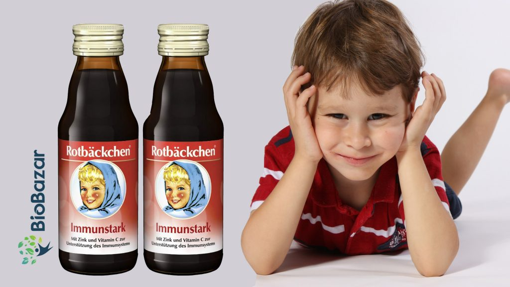 Сокове за имунна защита Rabenhorst