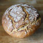 Хляб с лимец и ръж 500 гр.