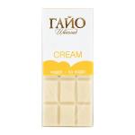 Шоколад бял CREAM БЕЗ ЗАХАР ГАЙО 40 гр.
